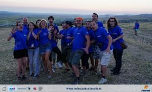Ziua a sasea din Redescopera Romania: compunere