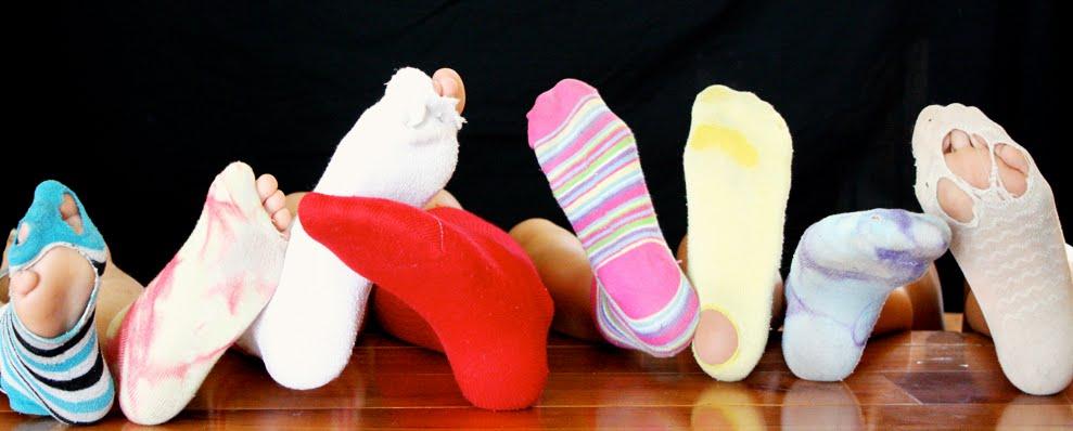 giant pile of socks - photo #27