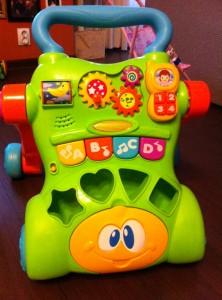 printesa urbana jocuri bebelusi 1-2 ani antemergator