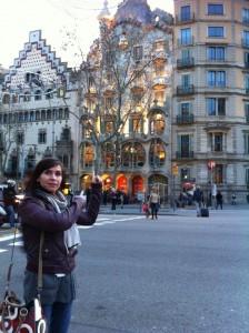 Cazare și mîncare la Barcelona