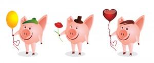 Cei trei purceluși și lupul vegetarian