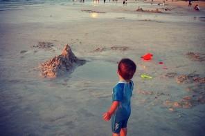În Dubai, cu familie şi vise