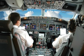Ocupație: Nevastă de pilot