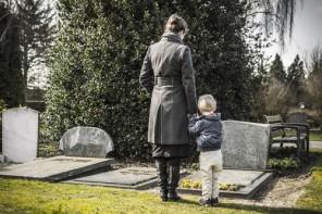 Discutând cu copiii despre moarte