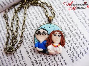 Alexandrina's Memories_Pandantiv personalizat_40 lei