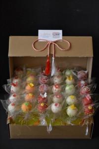 Cakepops - miniprajitura pe bat - 6 lei