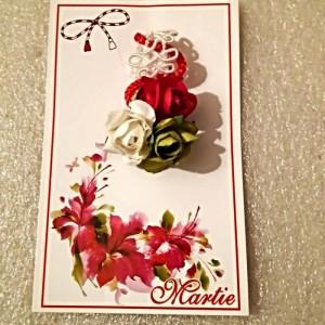 buchetel de flori... de pe la nurori - 4 lei buc