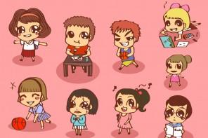 Toți copiii…