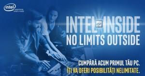 Campanie Intel HOME printesaurbana