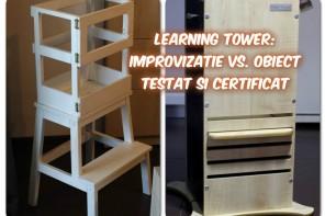 Turnul de învățare: atenție la improvizații!