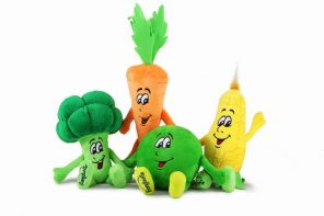 Cum împrietenim copiii cu legumele?