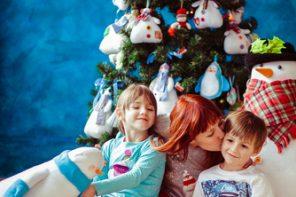 Ghid de supraviețuire de Sărbători pentru familiile cu copii