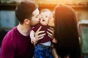 Când mama și tata au aceleași instincte și principii de creștere a copilului
