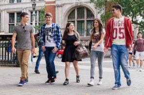 Taberele în străinătate, sau când copiii sunt mai curajoși ca părinții (p)