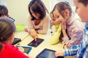 Tehnologie modernă în școli din mediul rural (p)
