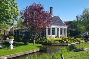 Despre Olanda, la cald și la vânt