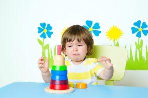 Copiii au nevoie să învețe toleranța la frustrare, ca să poată face apoi efortul de a obține ce-și doresc