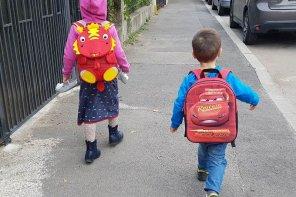 De ce am ales ca fratele cel mic să meargă în altă grupă de grădiniță decât sora lui