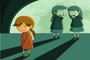 Despre bullying la 5 și 3 ani
