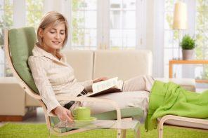 După-amiaza în care, cu amândoi copiii acasă, am citit liniștită în pat