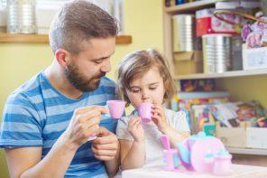 Tata nu e mama și nici nu trebuie să fie: pledoarie pentru timp de calitate copil-tată