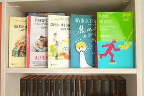 Cele mai bune 28 cărți de parenting pentru o educație cu blândețe