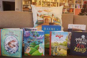 35 de cărți frumoase pentru copii peste 4 ani