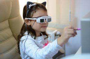 Tratament inovativ într-o clinică din Zalău pentru ochiul leneș la copii (p)