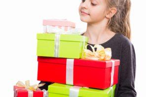 Cum îmi ajut copilul să se bucure mai mult de ceea ce primește?