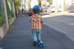 Programul de sport al mamei de copii mici (concurs cu triciclete de la Nichiduta.ro)