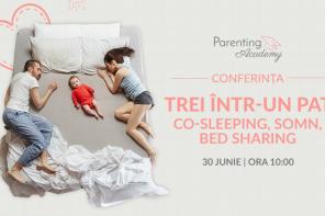 Aglomerație în pat: bucurie mare, dar până pe la ce vârstă? (conferință)