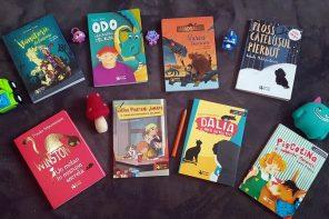Romane pentru copii de 6 – 10 ani numai bune de luat în vacanță