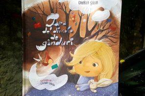 Țara de dincolo de gânduri (carte de noapte bună pentru copii)