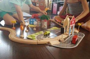 Jocuri și activități pentru copii de 4-7 ani. Și virozele noastre interminabile de Sărbători