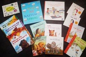 Noi recomandări de cărți pentru copii de 2-10 ani (la reducere): cartea despre drepturile omului, cartea despre Montessori, serii despre emoții