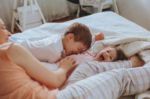 Cum mi-am deranjat eu copiii sâmbătă dimineața înainte de ora 8
