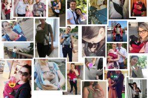 Marsupi, sistemul de purtare ergonomic perfect pentru primele luni cu bebe, ideal pentru mame, tați, bone și bunici
