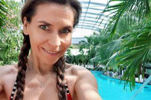 O pauză la piscină în timpul săptămânii face minuni