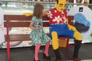 Zece lucruri pe care le poți face la Festivalul LEGO din Mega Mall (p)
