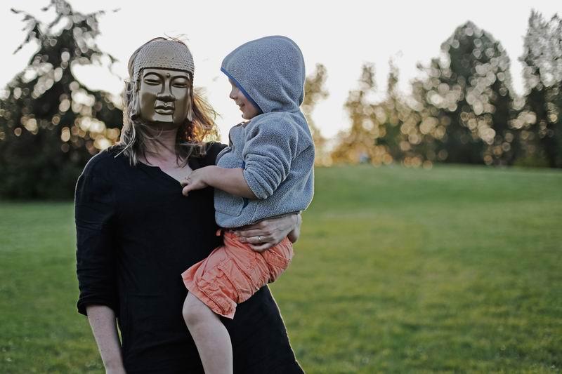 Mama cauta omul